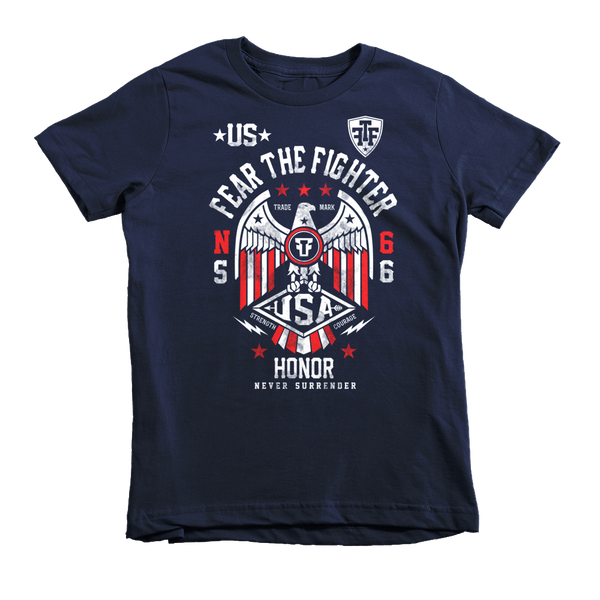 FTF WBL USA Youth - Fear The Fighter