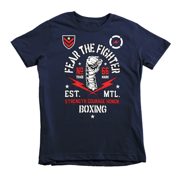 FTF Boxing Youth - Fear The Fighter