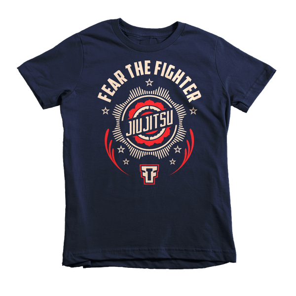 FTF Jiu Jitsu Youth - Fear The Fighter