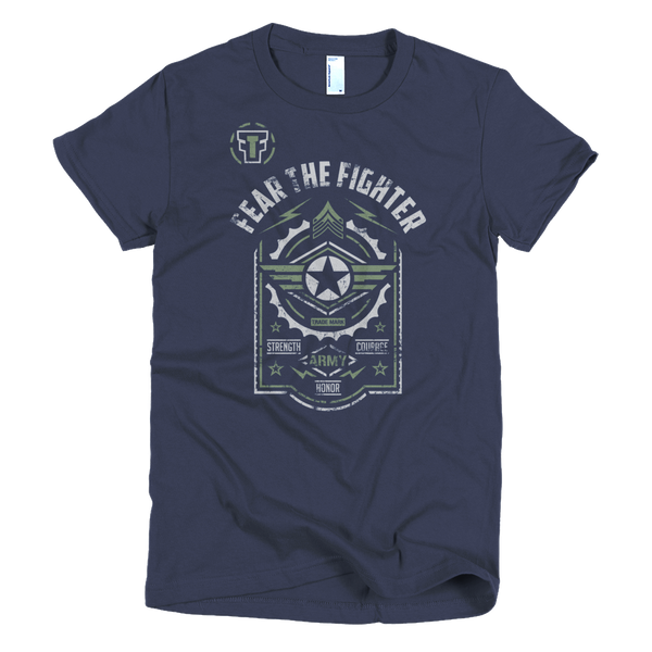 FTF Army Women - Fear The Fighter