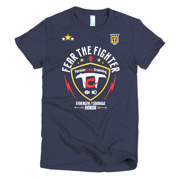 FTF TCT Women - Fear The Fighter