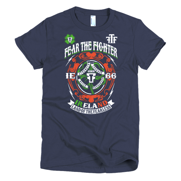 FTF WBL Ireland Women - Fear The Fighter