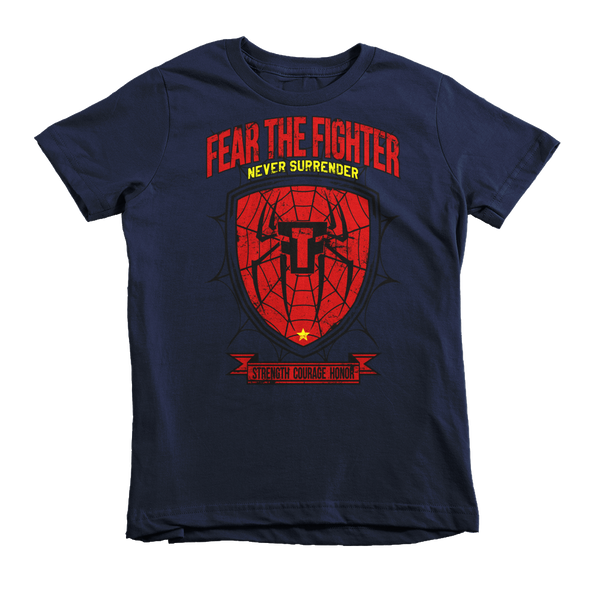 FTF Spider Youth - Fear The Fighter
