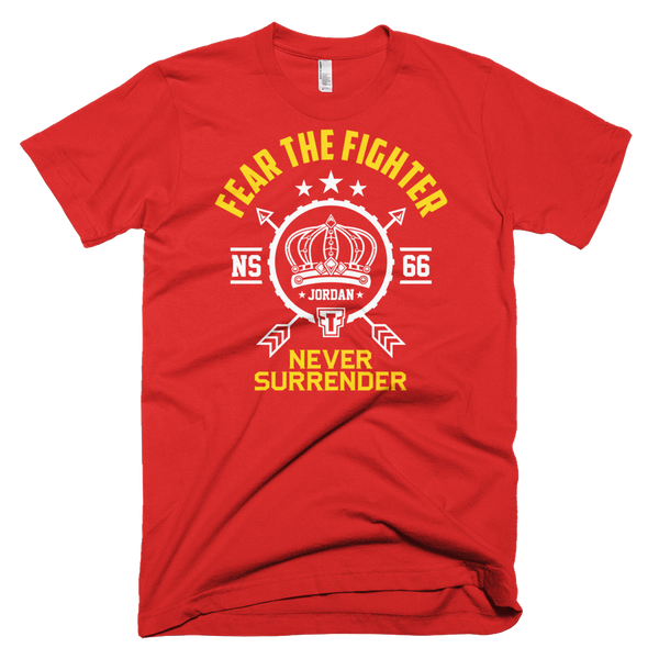 FTF WBL Jordan Tshirt - Fear The Fighter