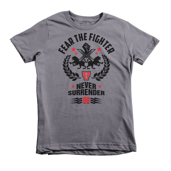 FTF WBL IRAQ Youth - Fear The Fighter