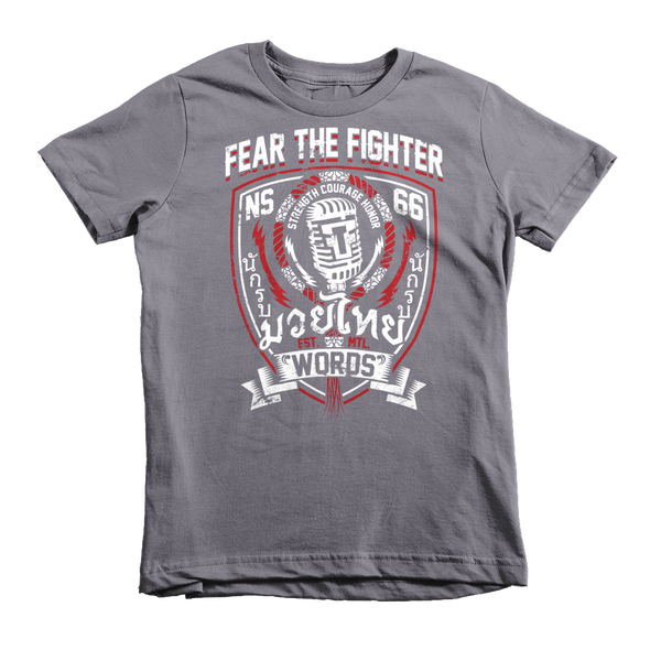 FTF Words Youth - Fear The Fighter