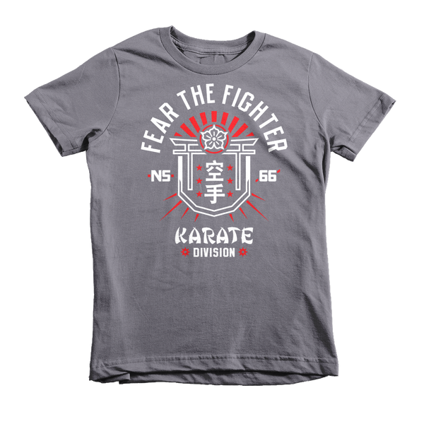 FTF Karate Youth - Fear The Fighter