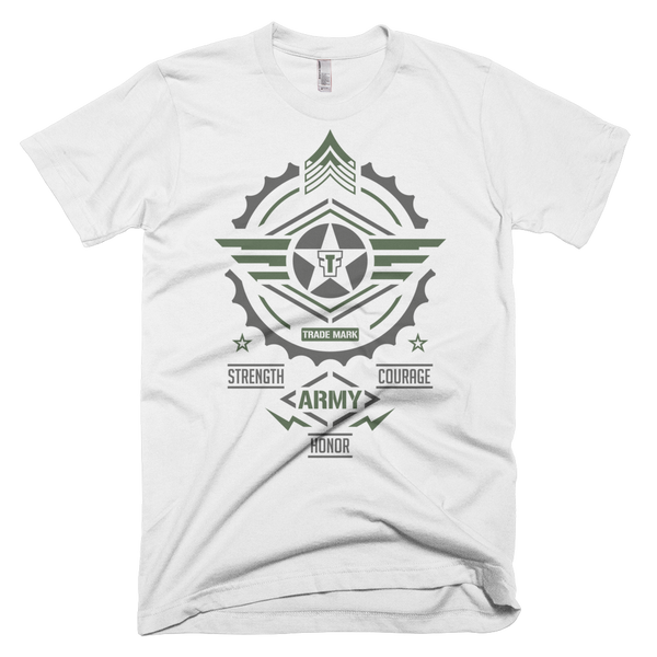 FTF Army Tshirt - Fear The Fighter
