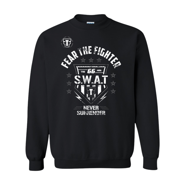 FTF Swat Sweatshirt - Fear The Fighter
