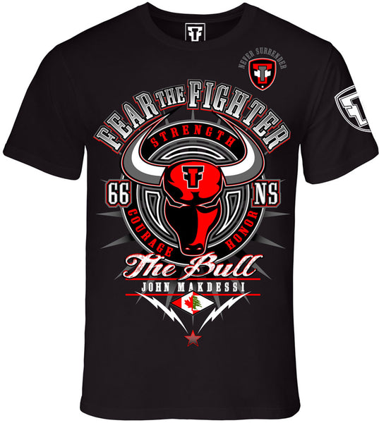 John The Bull Makdessi - Fear The Fighter