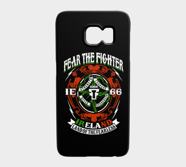 FTF Blood Line Ireland Galaxy S6 - Fear The Fighter