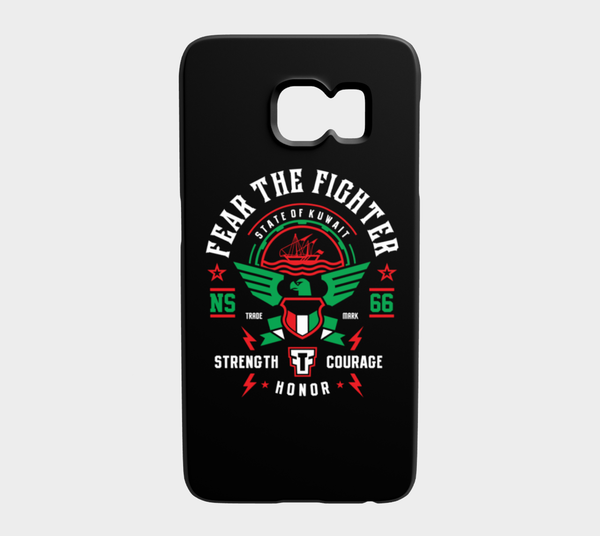 FTF Blood Line Kuwait Galaxy S6 - Fear The Fighter