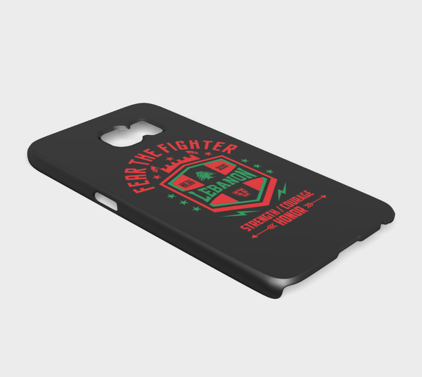 FTF Blood Line Lebanon Galaxy S6 - Fear The Fighter