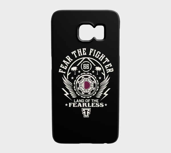 FTF Blood Line Qatar Galaxy S6 - Fear The Fighter