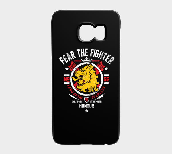 FTF Blood Line United Kingdom Galaxy S6 - Fear The Fighter