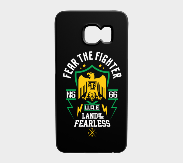 FTF Blood Line United Arab Emirates Galaxy S6 - Fear The Fighter