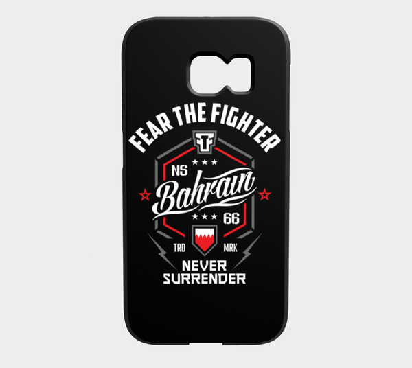 FTF Blood Line Bahrain Galaxy S6 Edge - Fear The Fighter