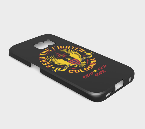 FTF Blood Line Colombia Galaxy S6 Edge - Fear The Fighter