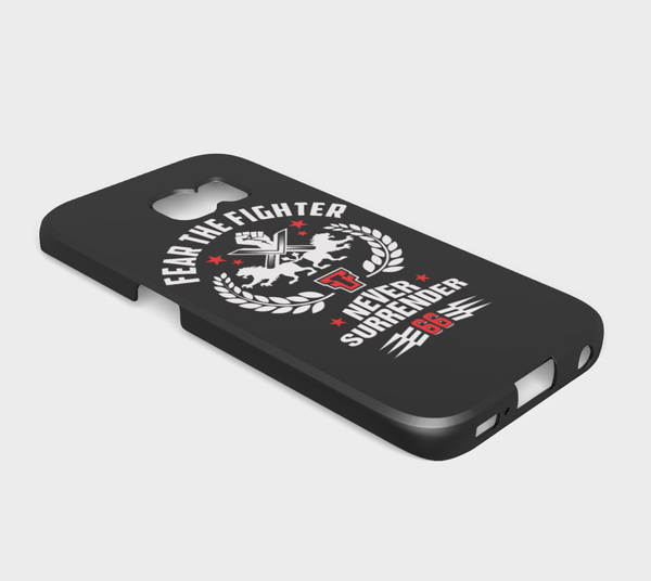 FTF Blood Line Iraq Galaxy S6 Edge - Fear The Fighter