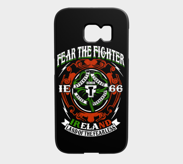 FTF Blood Line Ireland Galaxy S6 Edge - Fear The Fighter