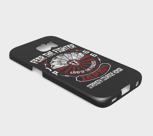 FTF Blood Line Japan Galaxy S6 Edge - Fear The Fighter