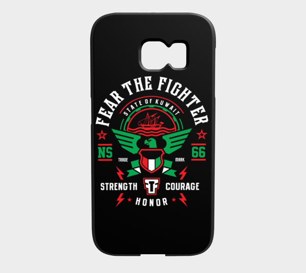 FTF Blood Line Kuwait Galaxy S6 Edge - Fear The Fighter
