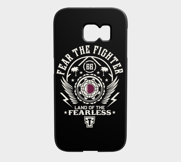 FTF Blood Line Qatar Galaxy S6 Edge - Fear The Fighter