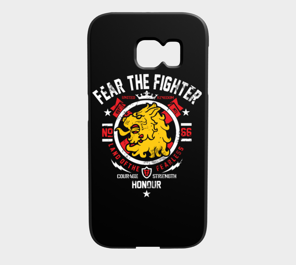 FTF Blood Line United Kingdom Galaxy S6 Edge - Fear The Fighter