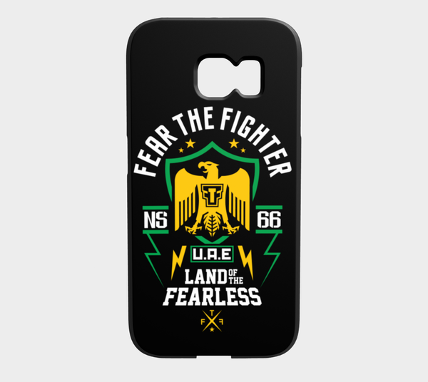 FTF Blood Line United Arab Emirates Galaxy S6 Edge - Fear The Fighter