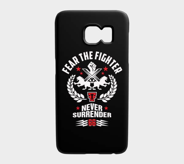 FTF Blood Line Iraq Galaxy S7 - Fear The Fighter