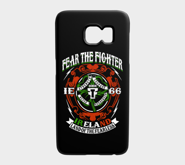 FTF Blood Line Ireland Galaxy S7 - Fear The Fighter