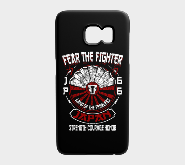 FTF Blood Line Japan Galaxy S7 - Fear The Fighter