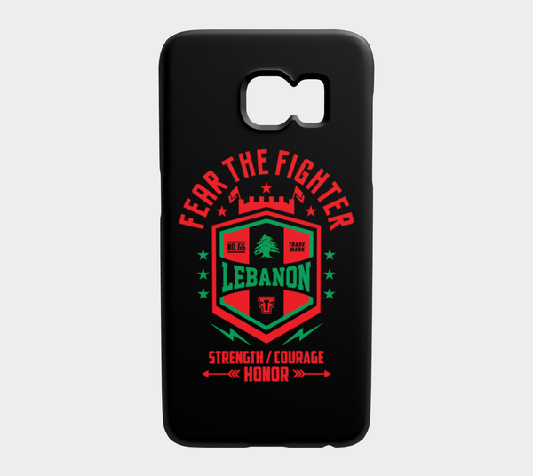 FTF Blood Line Lebanon Galaxy S7 - Fear The Fighter
