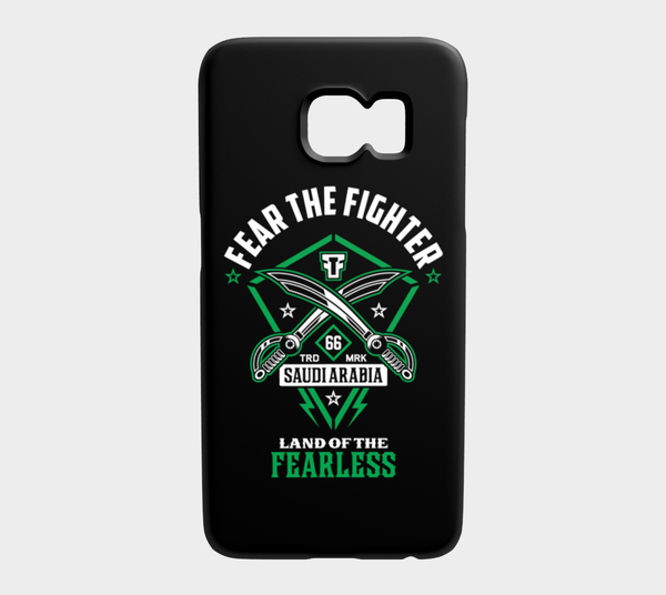 FTF Blood Line Saudi Arabia Galaxy S7 - Fear The Fighter