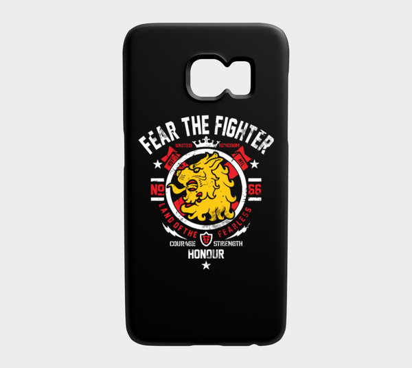 FTF Blood Line United Kingdom Galaxy S7 - Fear The Fighter