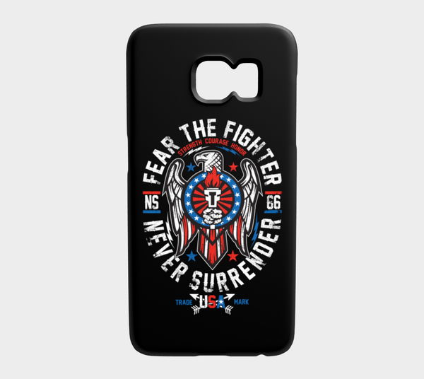 FTF Blood Line USA Galaxy S7 - Fear The Fighter