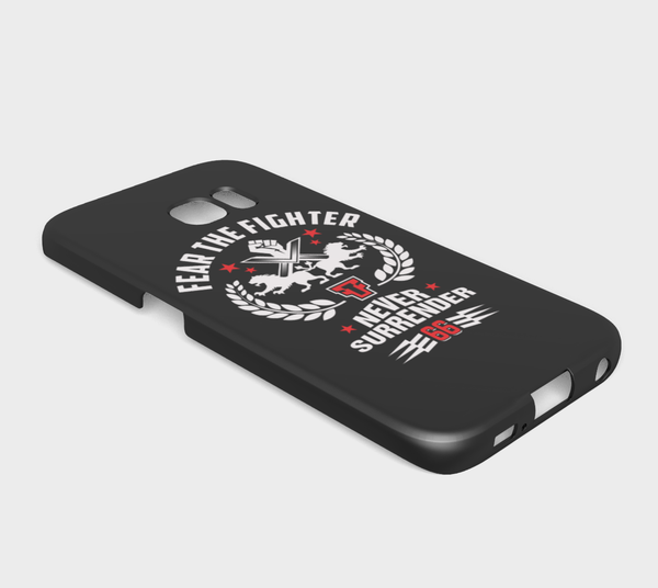 FTF Blood Line Iraq Galaxy S7 Edge - Fear The Fighter