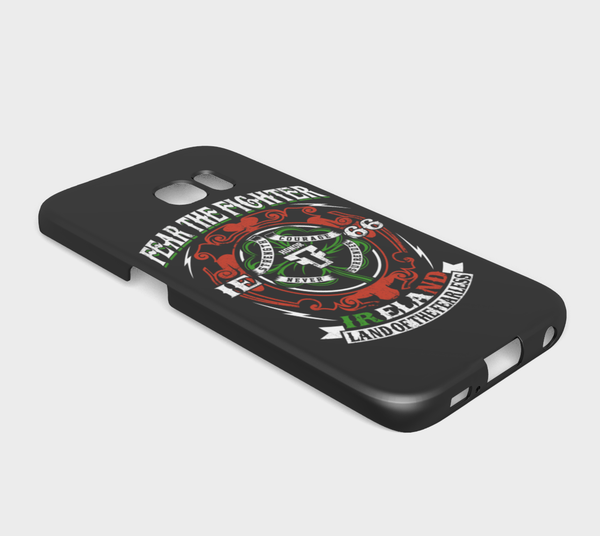 FTF Blood Line Ireland Galaxy S7 Edge - Fear The Fighter