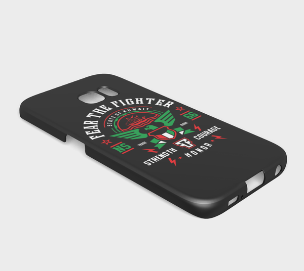 FTF Blood Line Kuwait Galaxy S7 Edge - Fear The Fighter