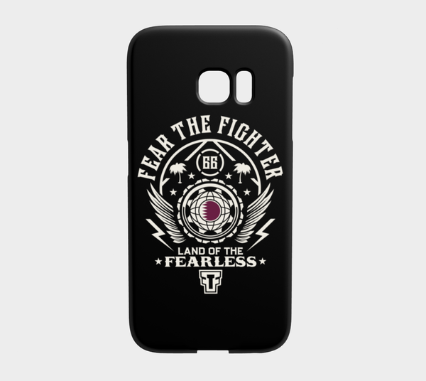 FTF Blood Line Qatar Galaxy S7 Edge - Fear The Fighter