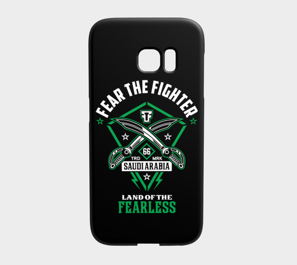 FTF Blood Line Saudi Arabia Galaxy S7 Edge - Fear The Fighter