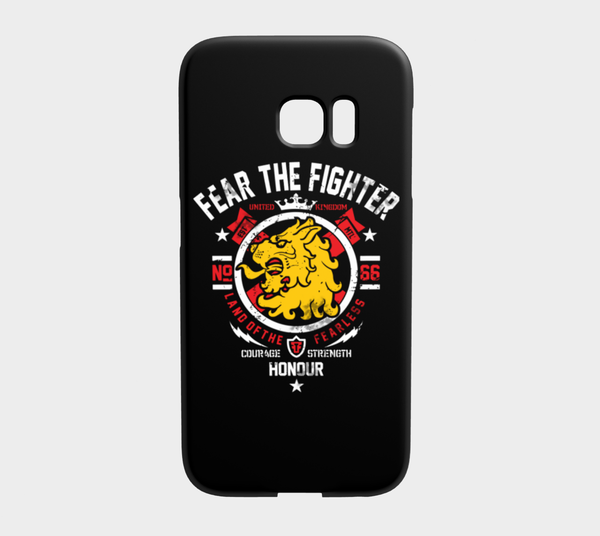 FTF Blood Line United Kingdom Galaxy S7 Edge - Fear The Fighter