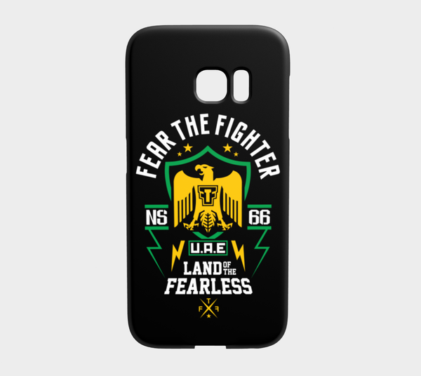 FTF Blood Line United Arab Emirates Galaxy S7 Edge - Fear The Fighter