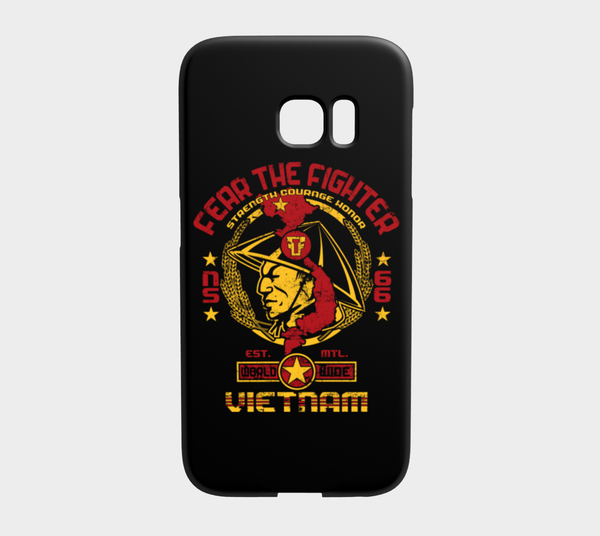 FTF Blood Line Vietnam Galaxy S7 Edge - Fear The Fighter