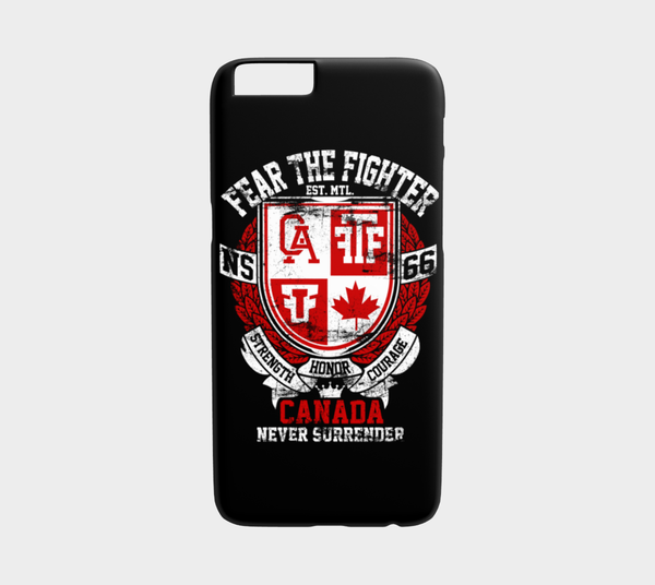 FTF Blood Line Canada Iphone 6/6s - Fear The Fighter