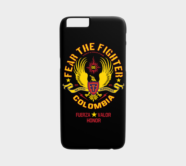 FTF Blood Line Colombia Iphone 6/6S - Fear The Fighter