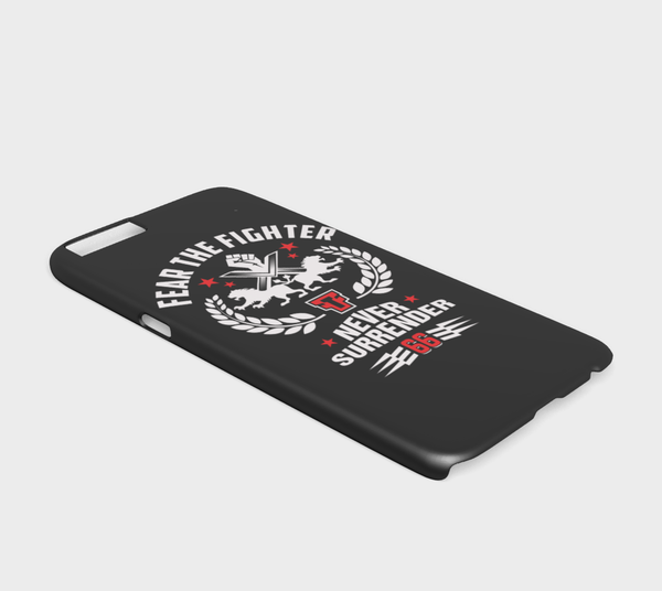 FTF Blood Line Iraq Iphone 6/6S - Fear The Fighter