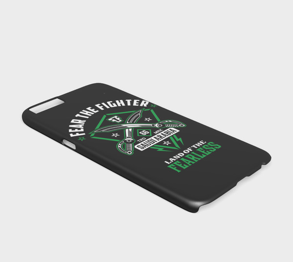 FTF Blood Line Saudi Arabia Iphone 6/6S - Fear The Fighter