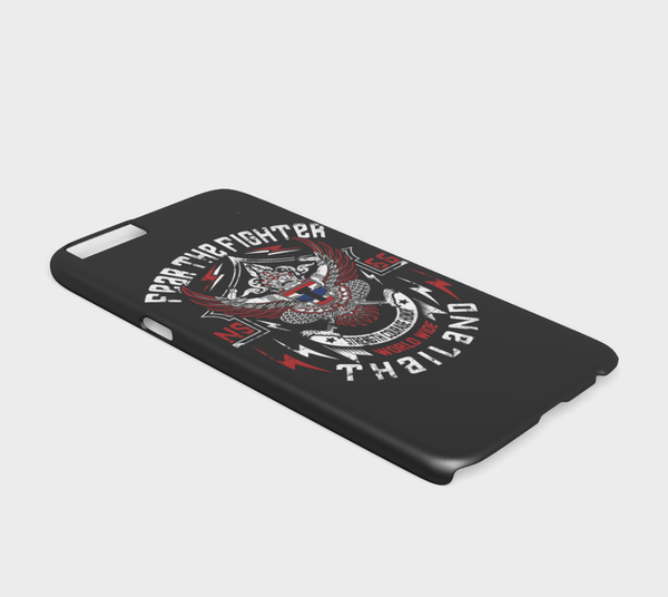 FTF Blood Line Thailand Iphone 6/6S - Fear The Fighter