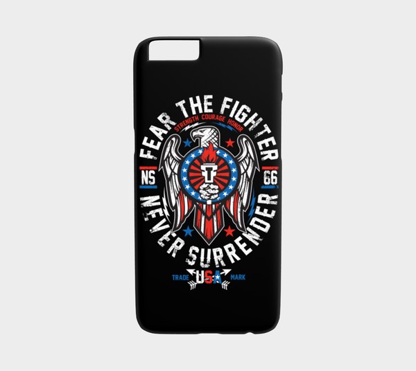 FTF Blood Line USA Iphone 6/6S - Fear The Fighter